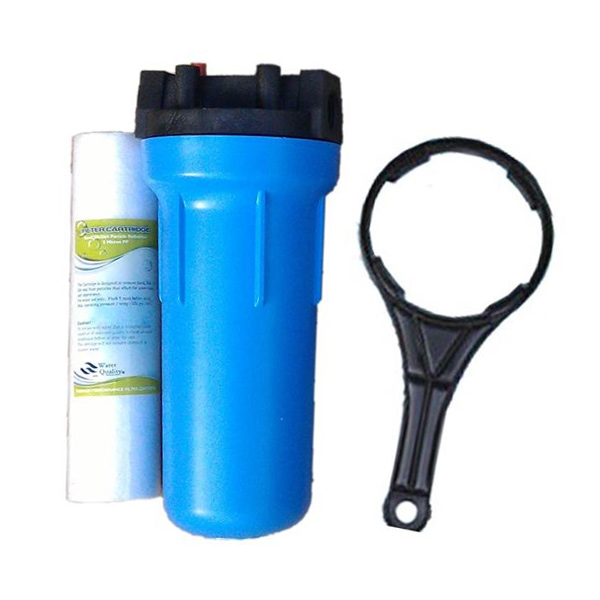 Ecopure 2 5 X 10 Inch Sediment Water Filter System Whole
