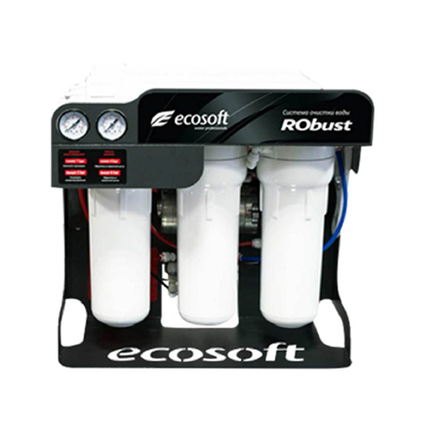 ecosoft-robust-60-l-hr-commercial-reverse-osmosis-system
