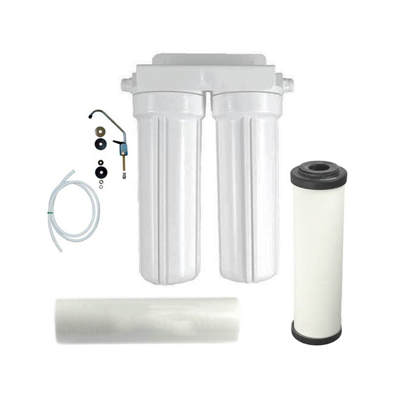DIY 4 Stage Ultracarb Home Drinking Water Filter System