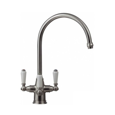 Franke Corinthian Silk Steel 3 Way Filterflow Tap