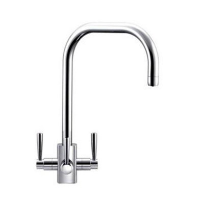 Franke Kubus Chrome 3 Way Filterflow Tap