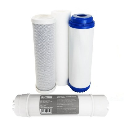 Osmio HT+ Home & Office Reverse Osmosis Pre and Post Filter Replacement Pack