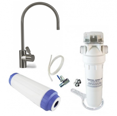 H2O Pure Life 2 Year 6 Stage Undercounter Water Filter System