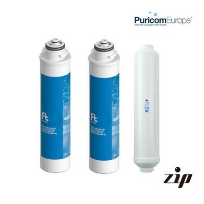 Puricom ZIP 12 Month Filter Pack