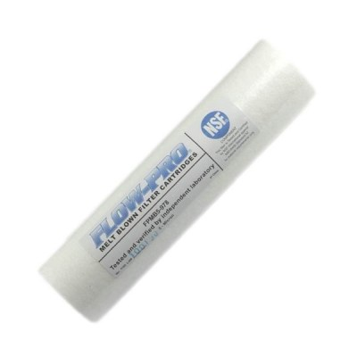 Watts Flow-Pro Melt Blown 2.5 x 10 inch Sediment Filter 5 Micron Cartridge