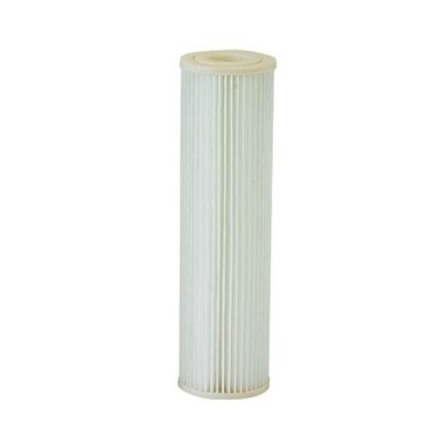 Watts 2.5 x 10 Inch Pleated Water Filter 20 Micron